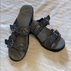 Dansko Sandals Size 8